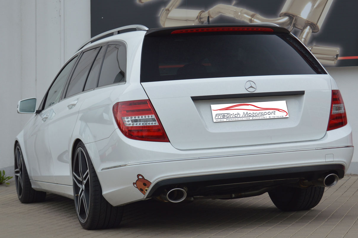 Mercedes W204 C200