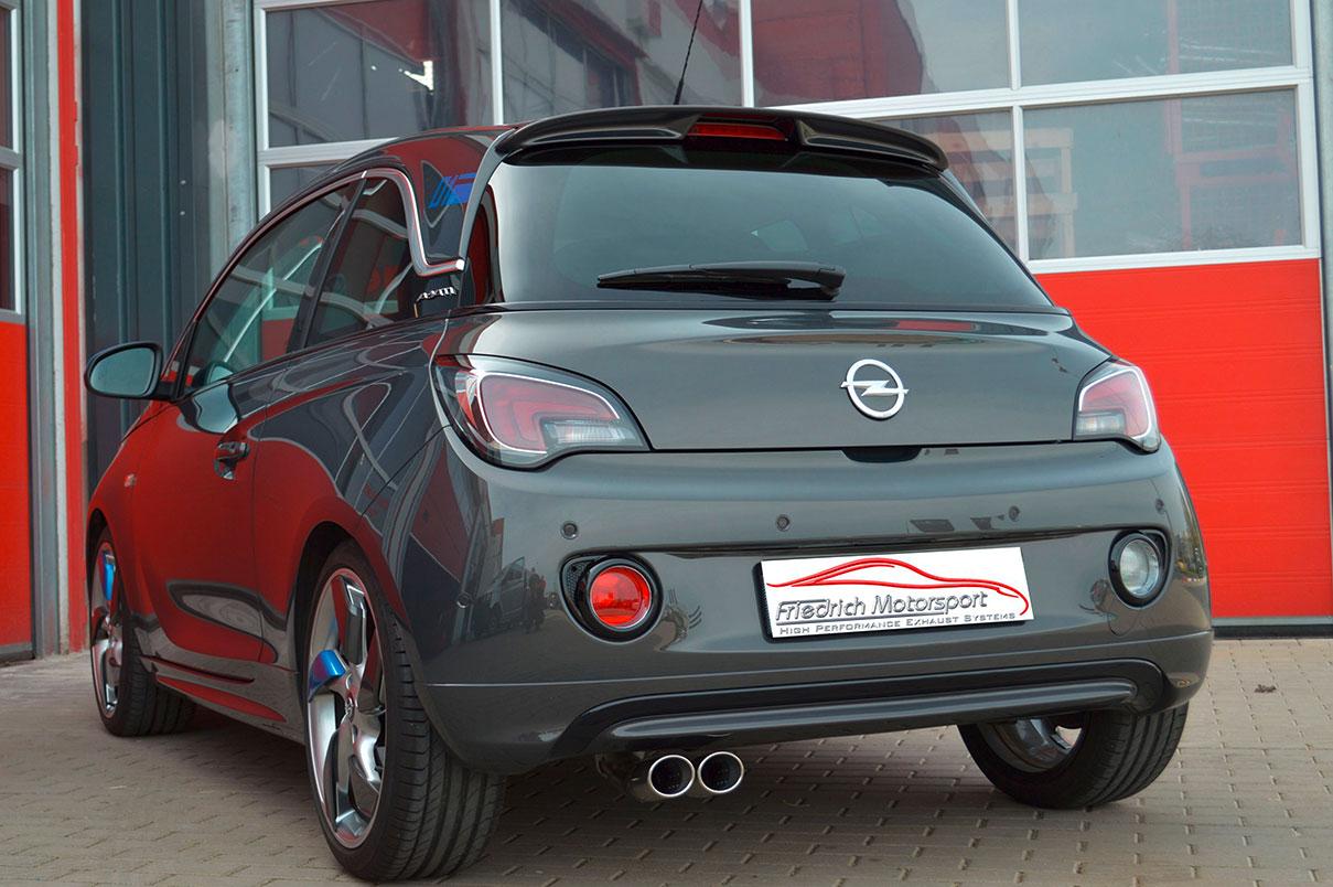 Opel-ADAM 1.0l Turbo mit Sport Paket
