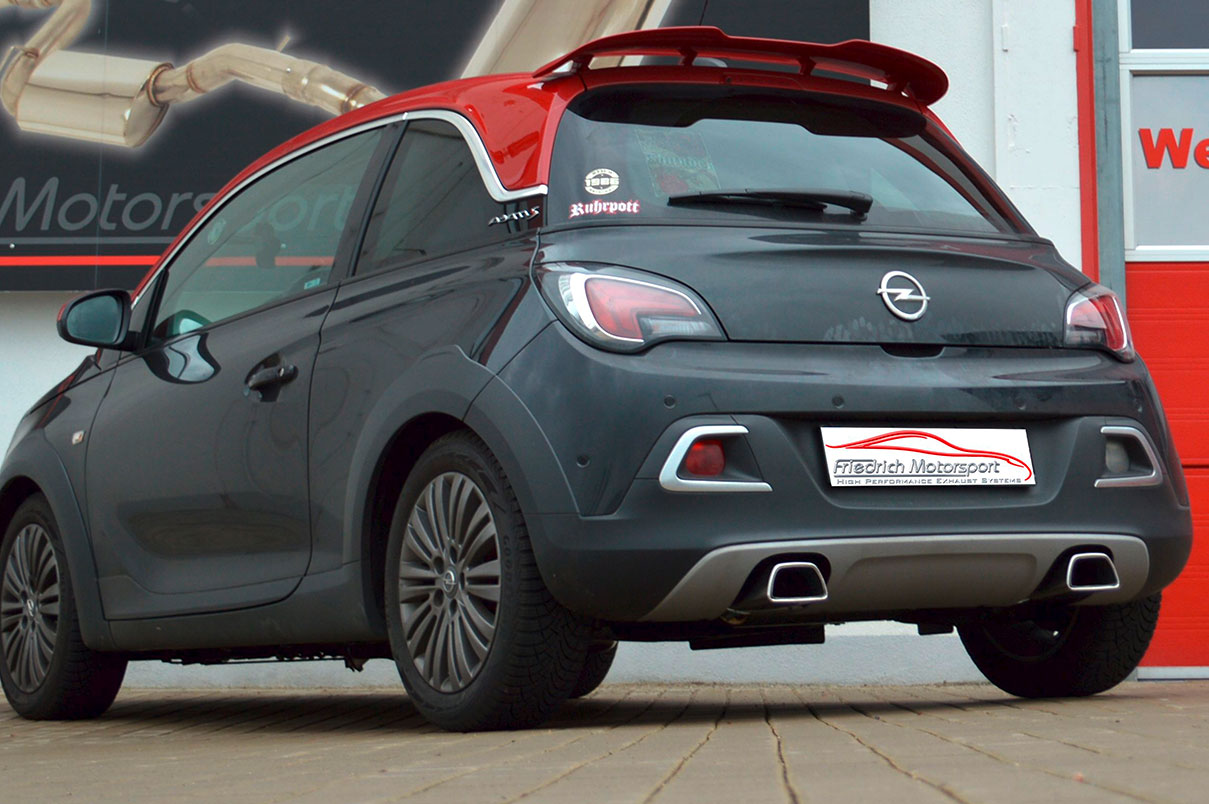 Opel ADAM Rock S