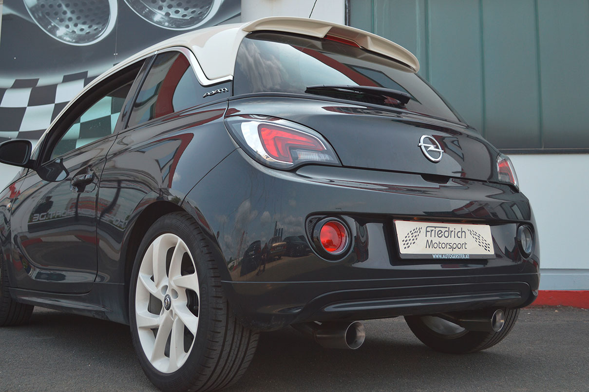 Opel ADAM mit Sport Paket
