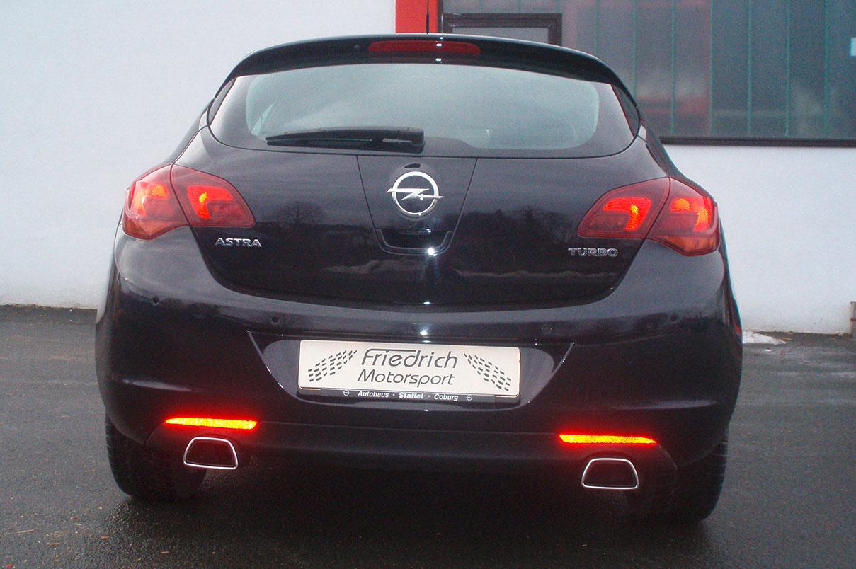 Opel Astra J 5-Türer