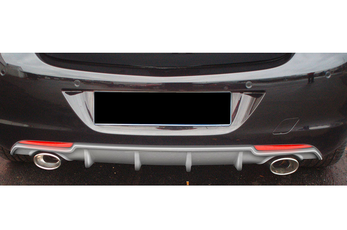 Opel Astra J mit Heckblende 991169 HB