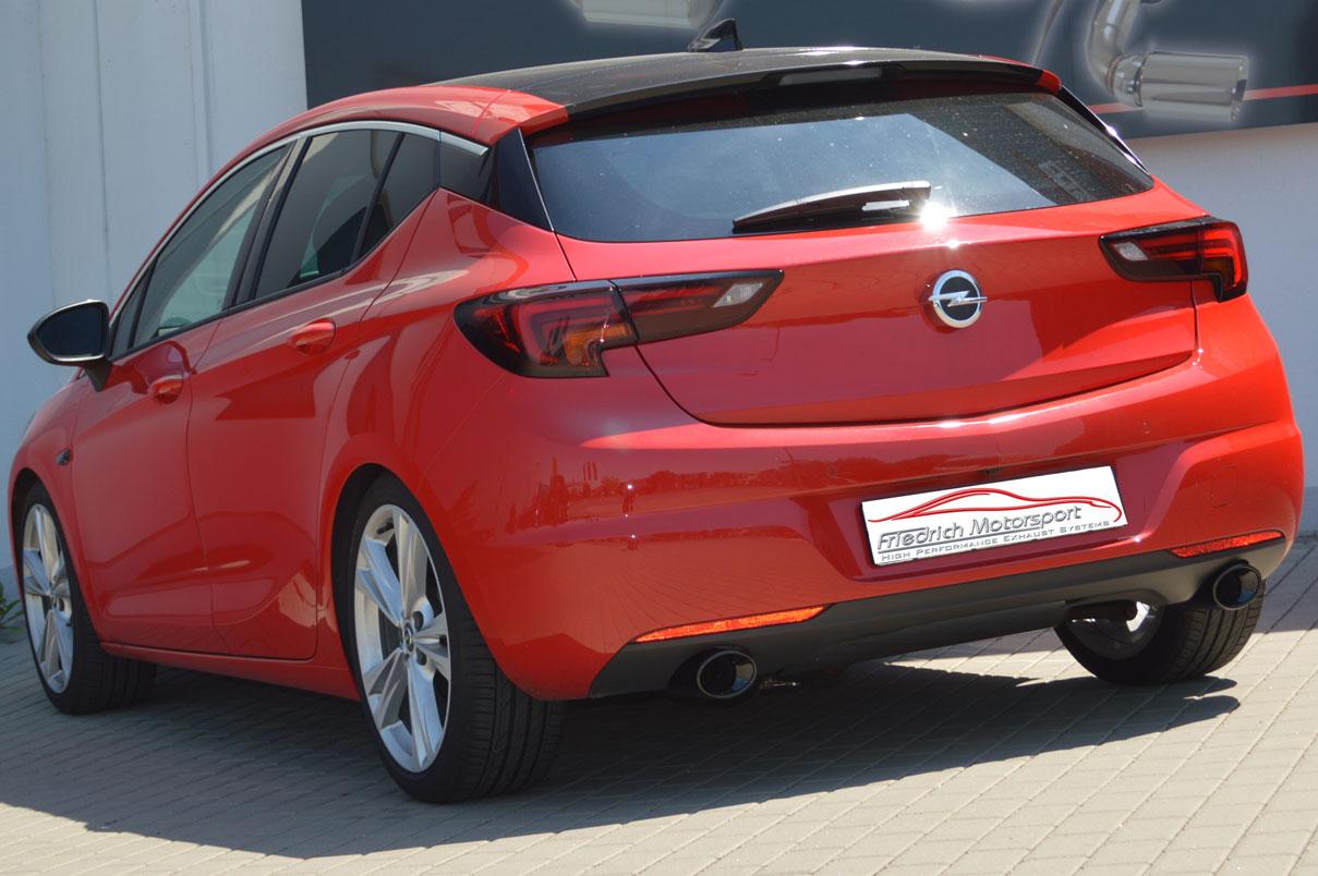 Opel Astra K 5-Türer 1.4l Turbo
