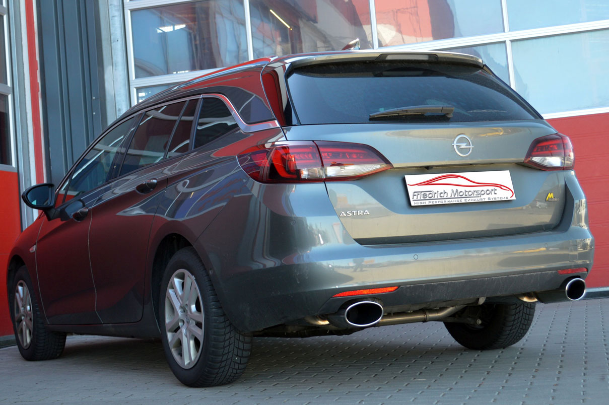 Opel Astra K Sports Tourer 1.6l Turbo