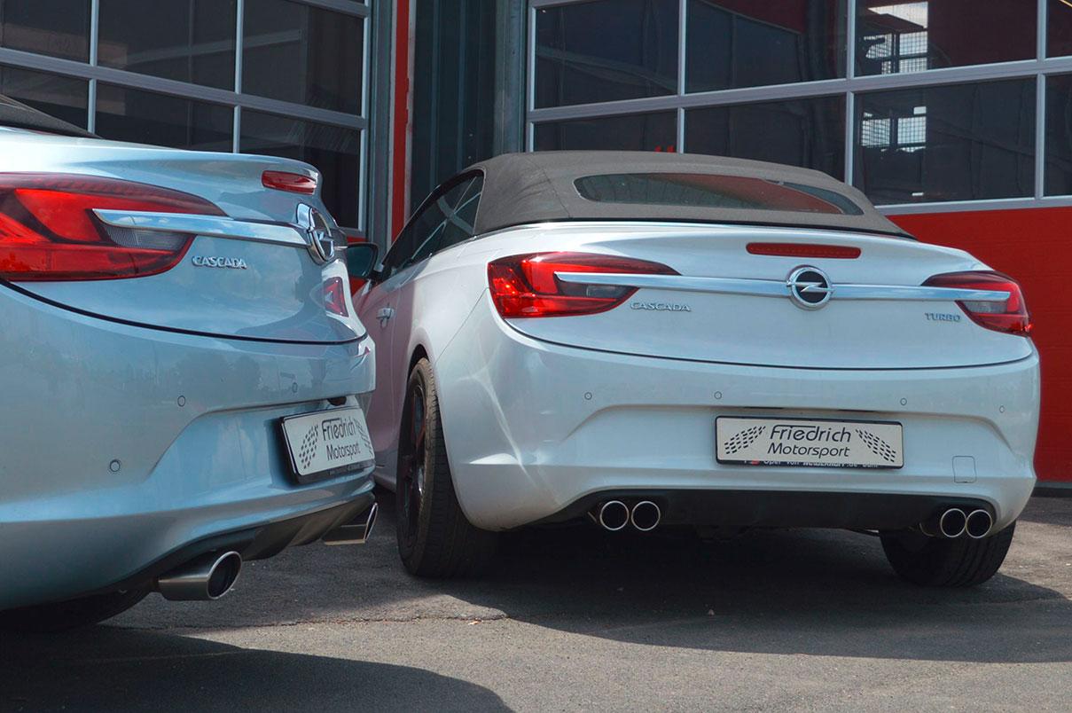 Opel Cascada 1.6l Sidi Turbo