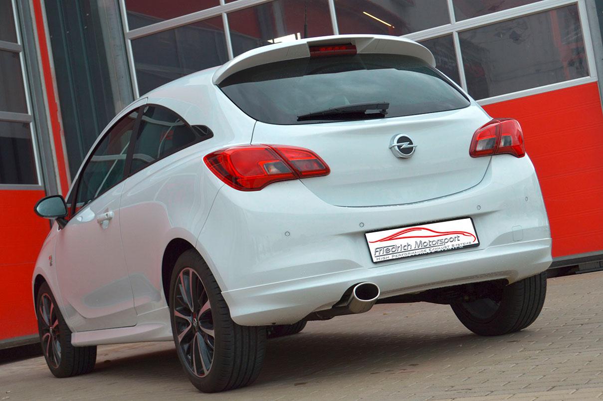 Opel Corsa E 1.0 Turbo