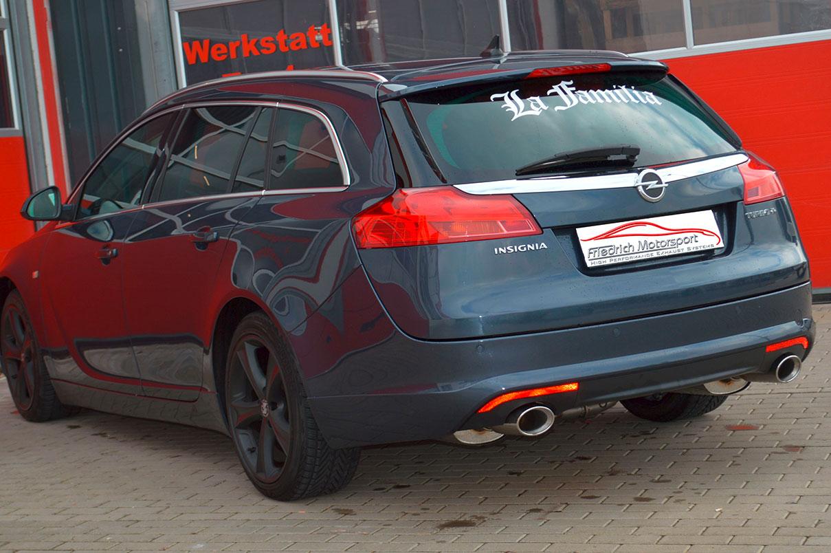 Opel Insignia Sportstourer 2.0l Turbo 4x4