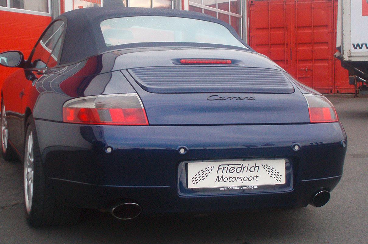 Porsche-911-Typ 996
