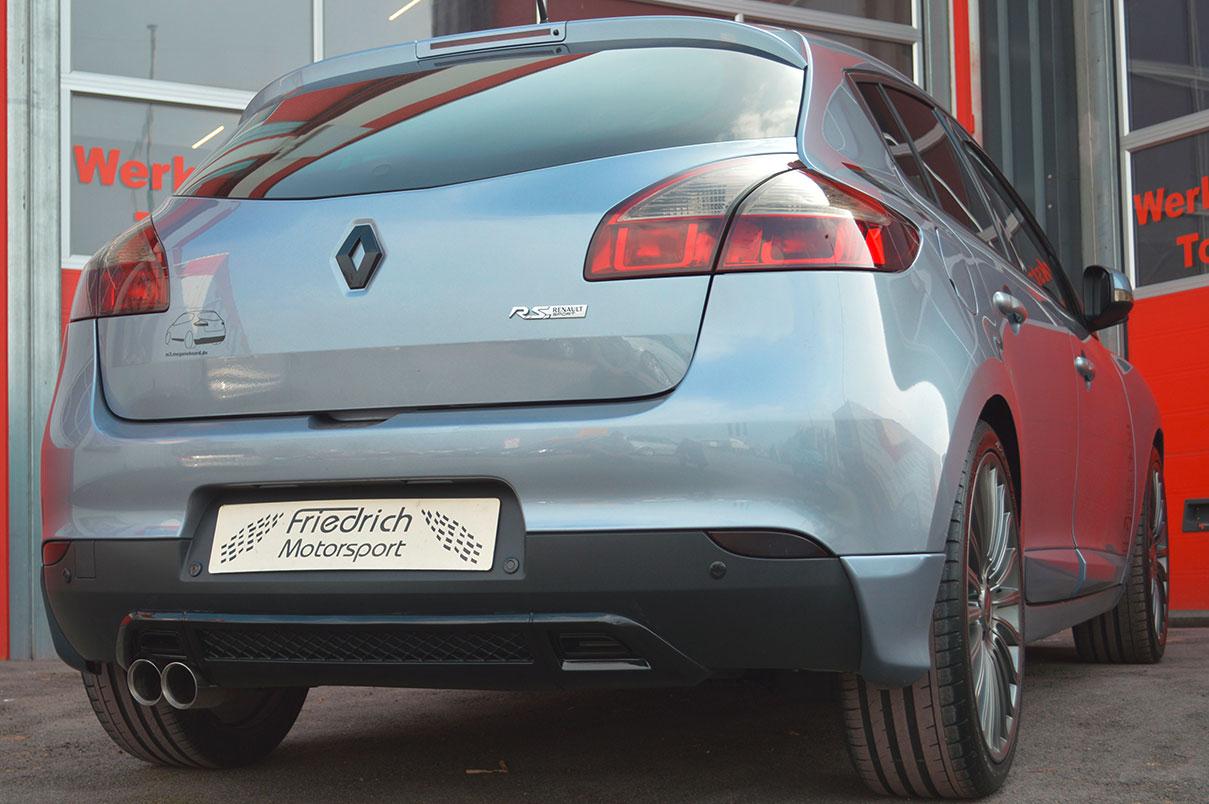 Renault Megane III 5-Türer einseitig