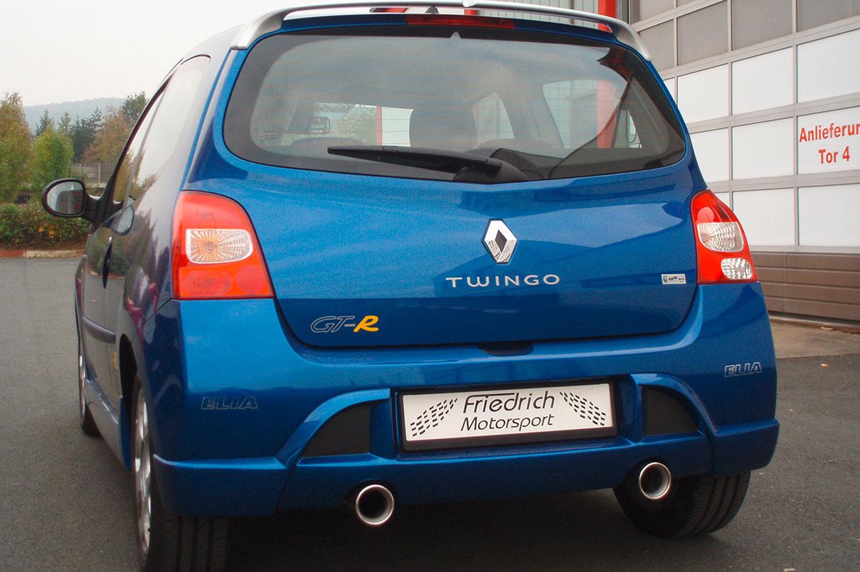 Renault Twingo II GT Duplex