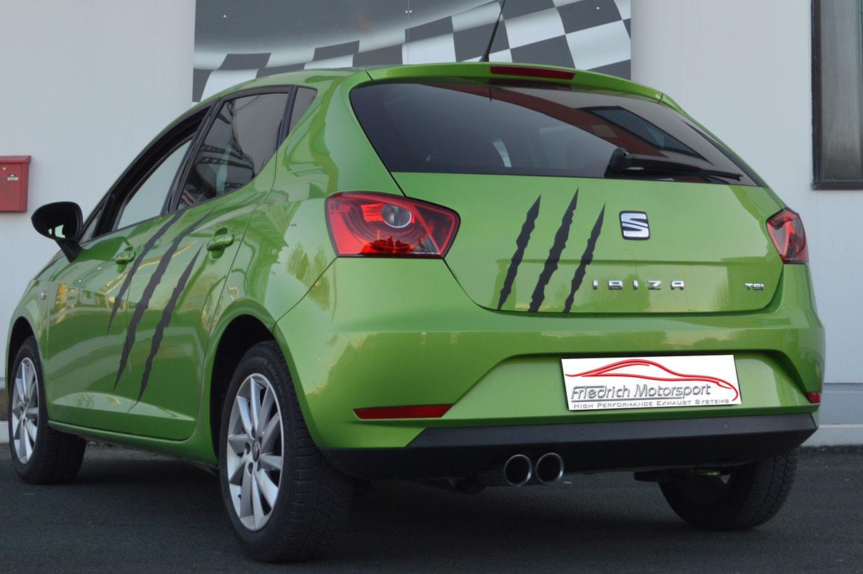 Seat Ibiza 6J 1.2I TSI