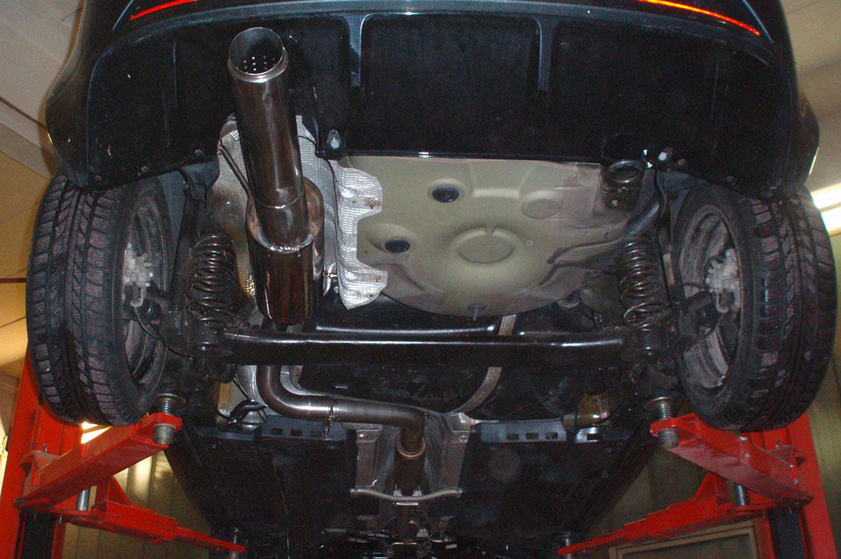 Seat Ibiza 6J FR