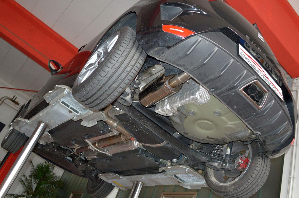 Seat Ibiza 6J Facelift 6P SC Cupra