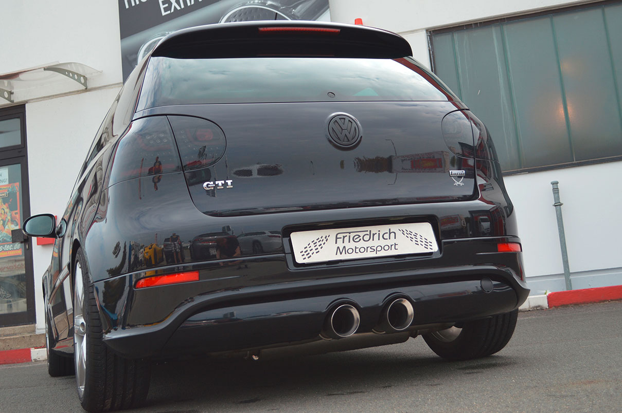 VW Golf V GTI R32 Look
