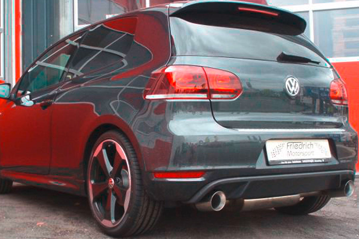VW Golf VI GTI Edition 35