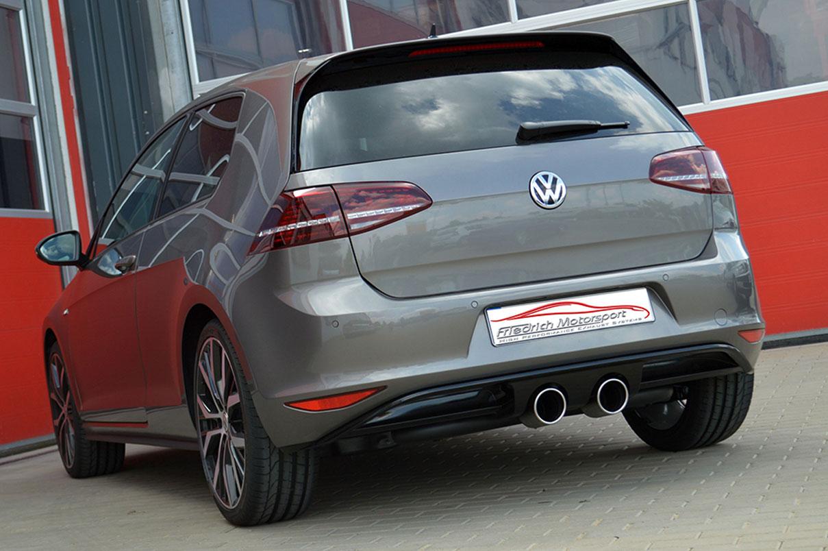 VW Golf VII GTD im R32 Look