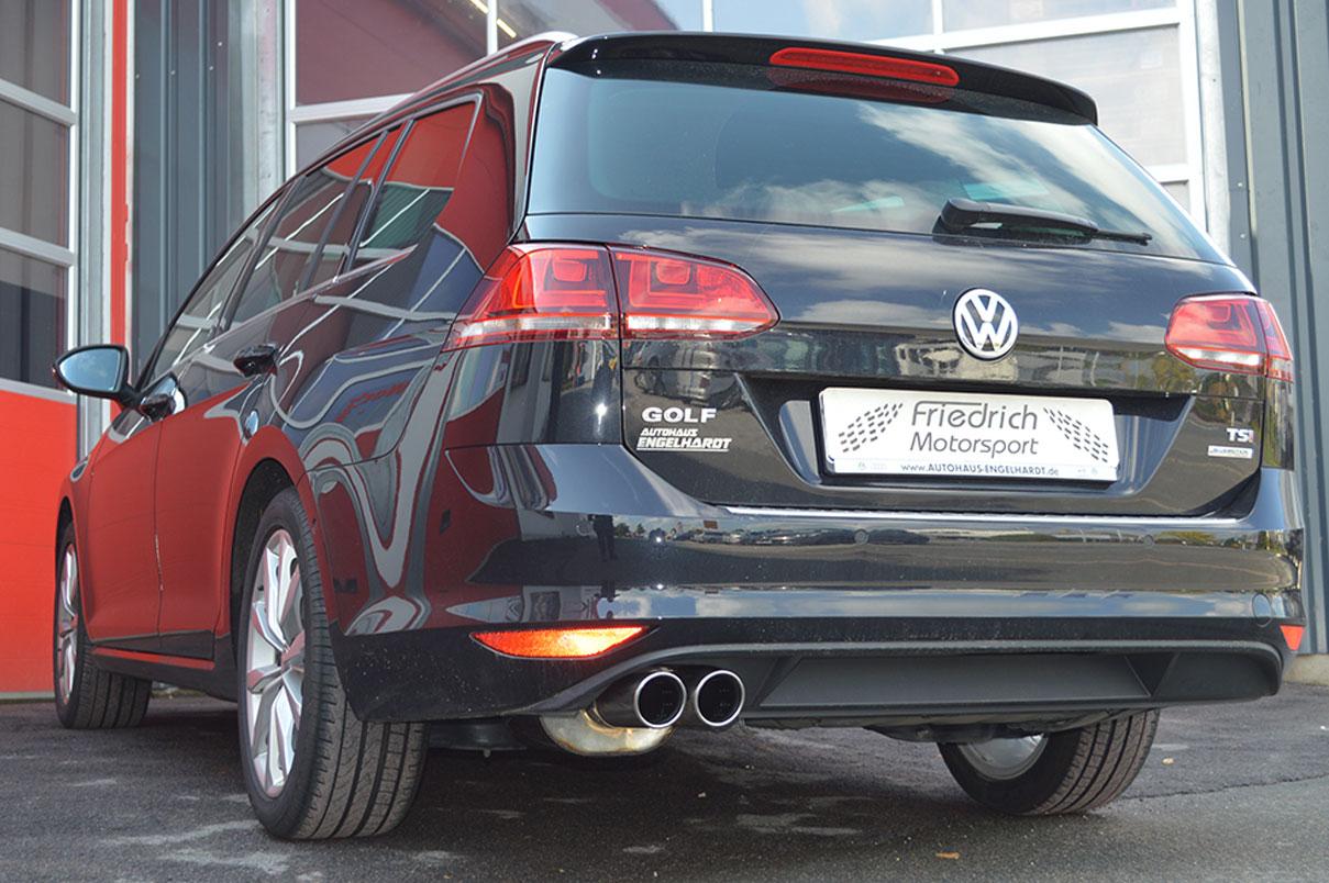 VW Golf VII Variant 1.4l TSI