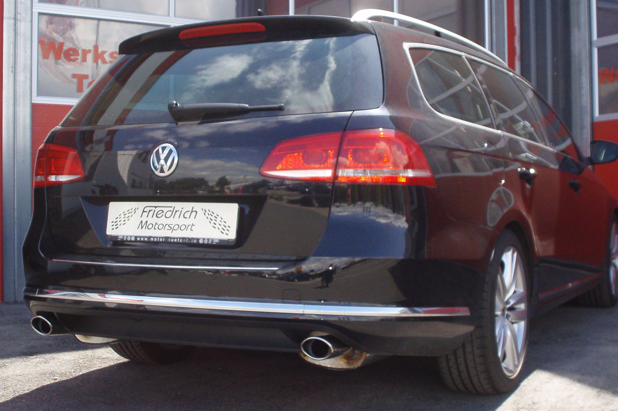 VW Passat 3C B7 3.6l V6 4motion