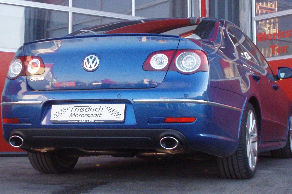 VW-Passat 3C R36 Limousine