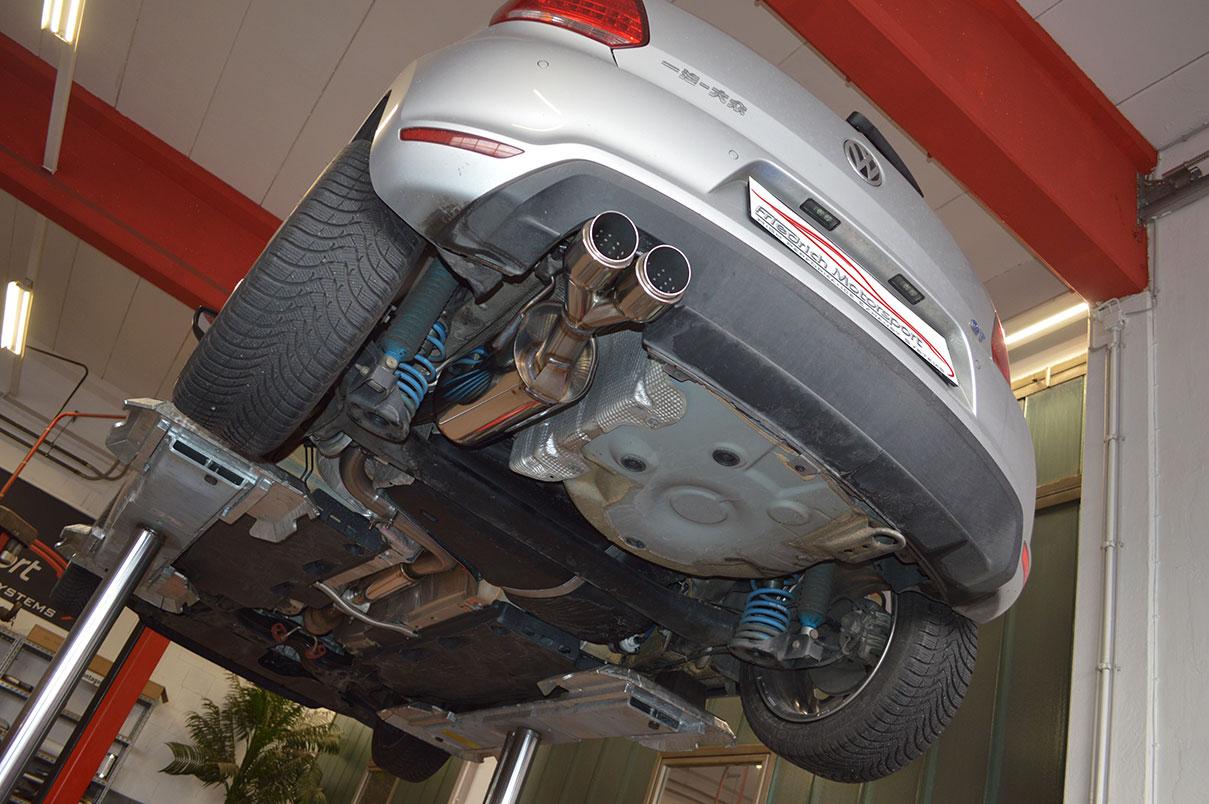 VW Polo 6C GT
