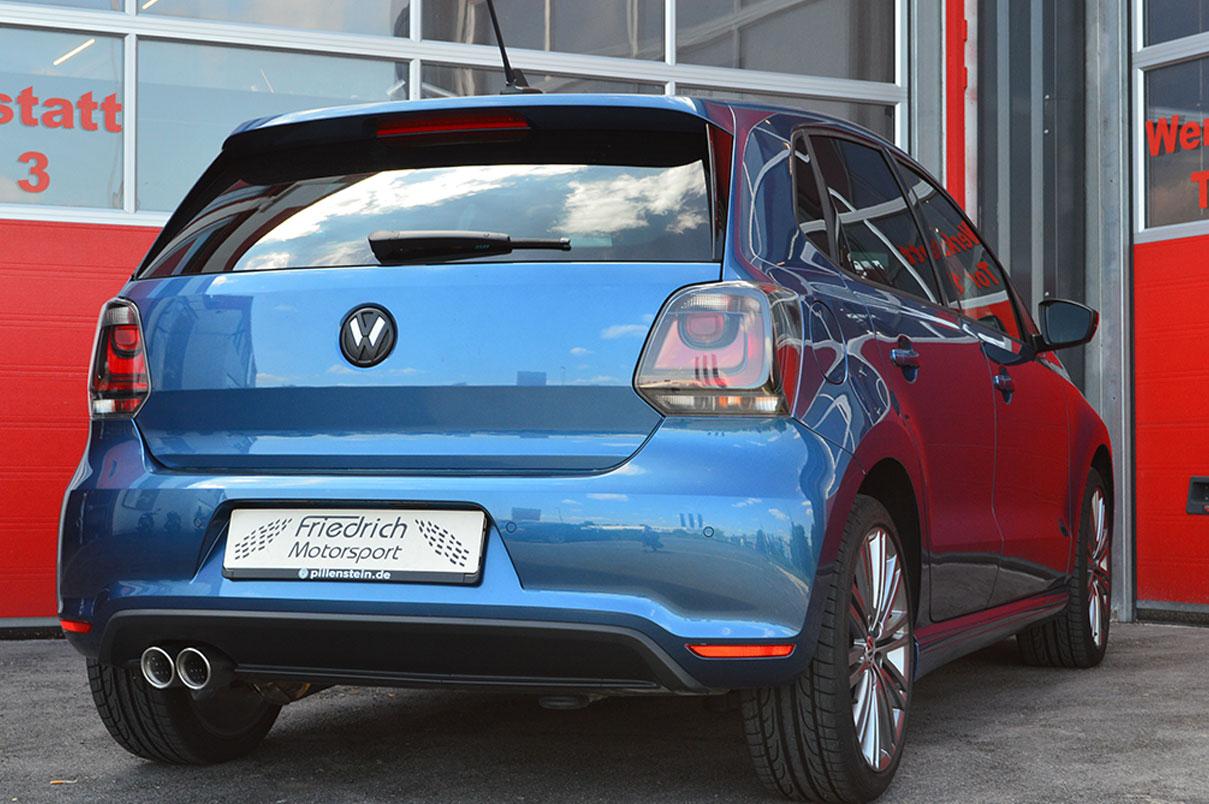 VW Polo 6R GT