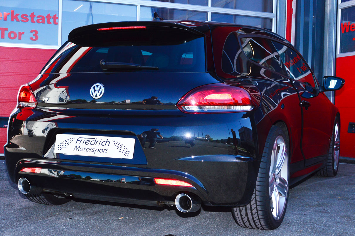 VW Scirocco III R