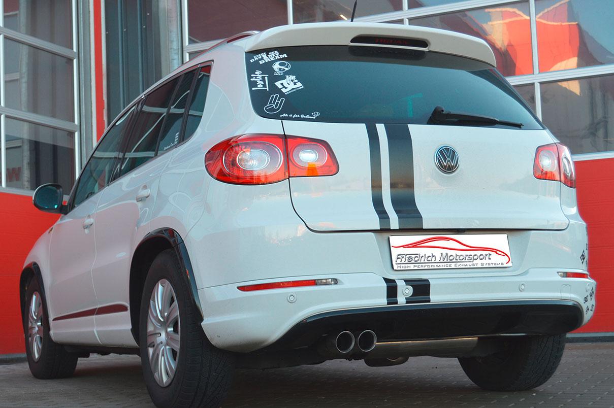VW Tiguan 1.4 TSI Frontantrieb mit R Line
